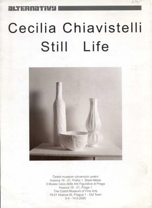 Cecilia Chiavistelli: Still Life