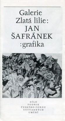 Jan šafránek: Grafika