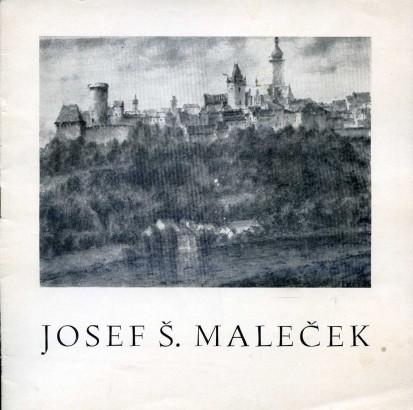Josef Š. Maleček: Obrazy
