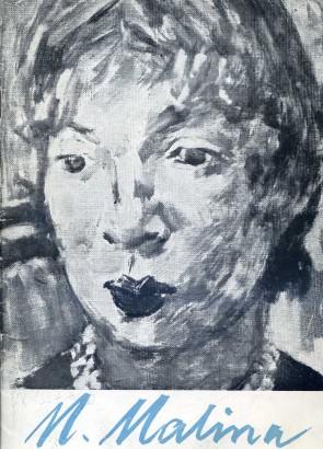 Miloš Malina: Obrazy z let 1946 - 57