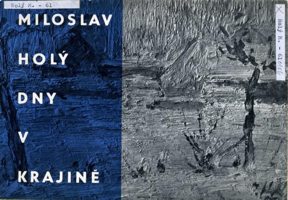 Miloslav Holý: Dny v krajině