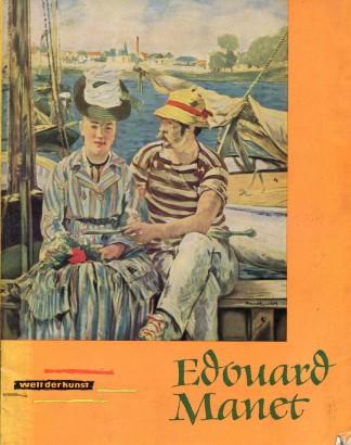 Trost, Heinrich - Edouard Manet