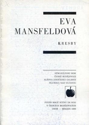 Eva Mansfeldová: Kresby