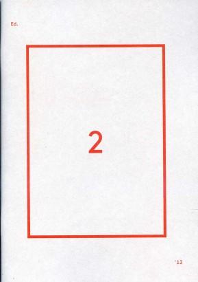 Mark Z. Danielewski: Only Revolutions Journals (2002-2004) / Jorinde Voigt: Symphonic Area (2009)