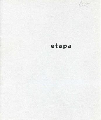 IV. výstava skupiny Etapa