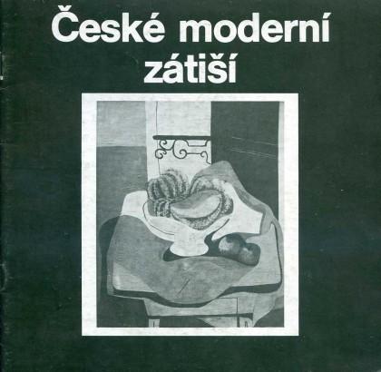 České moderní zátiší