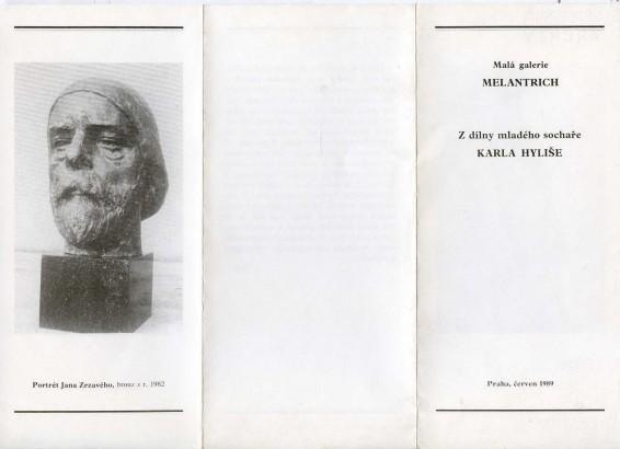 Z dílny mladého sochaře Petra Hyliše