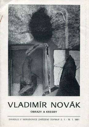 Vladimír Novák: Obrazy a kresby