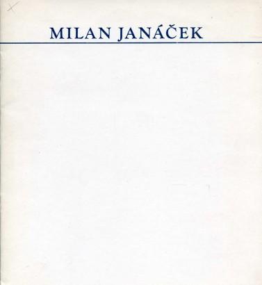 Milan Janáček: Výběr z díla