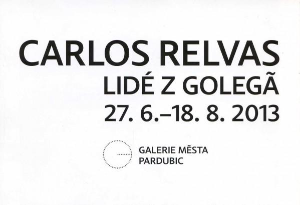 Carlos Relvas: Lidé z Golegã
