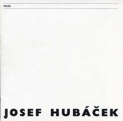 Josef Hubáček: Malba