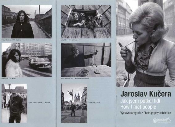 Jaroslav Kučera: Jak jsem potkal lidi / How I met people