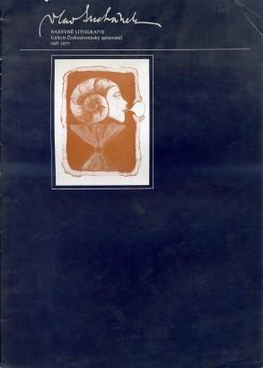 Vladimír Suchánek: Barevné litografie