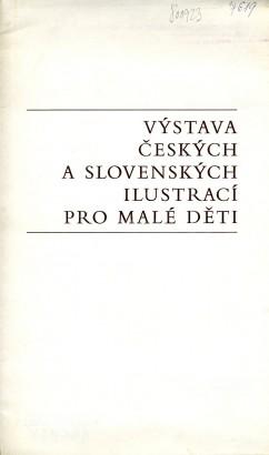 Výstava českých a slovenských ilustrací pro malé děti