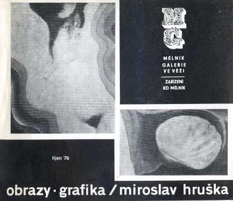 Miroslav Hruška: Obrazy, grafika