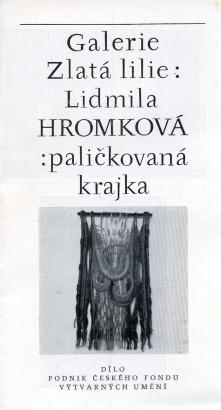 Lidmila Hromková: Paličkovaná krajka