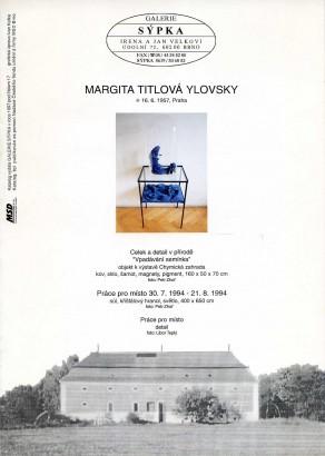 Margita Titlová Ylovsky