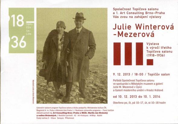 Julie Winterová-Mezerová