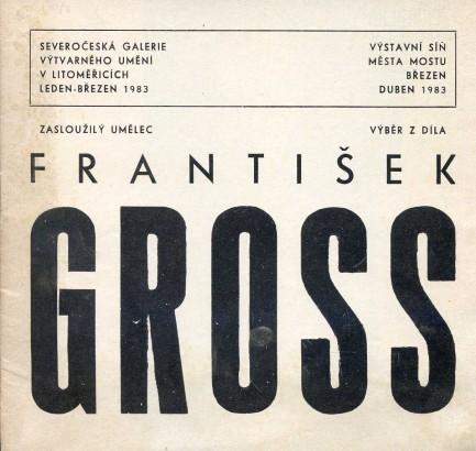František Gross: Výběr z díla