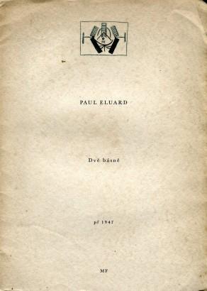 Éluard, Paul - Dvě básně