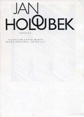 Jan Holoubek: Grafika
