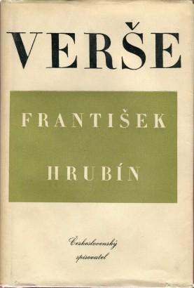 Hrubín, František - Verše