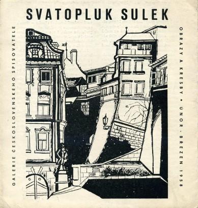 Svatopluk Sulek: Obrazy a kresby