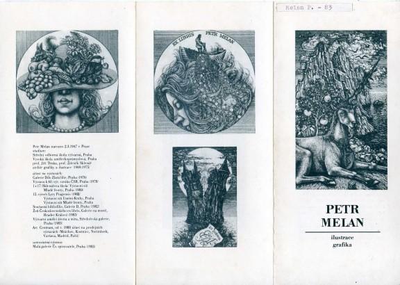 Petr Melan: Ilustrace, grafika