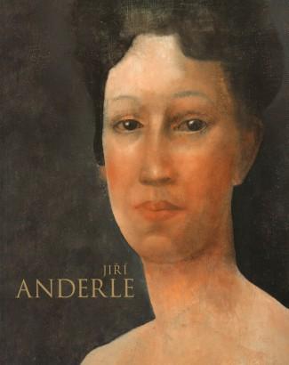 Jiří Anderle: Kresba, grafika, malba a sbírka kmenového umění Afriky 1950-2012