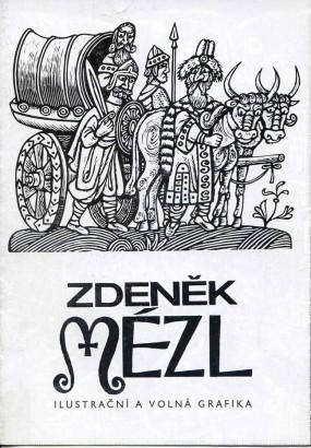 Zdeněk Mézl: Ilustrační a volná grafika
