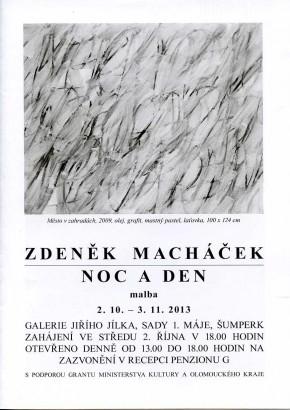 Zdeněk Macháček: Noc a den