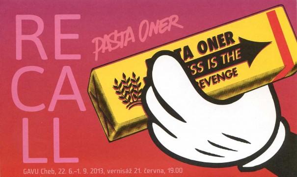 Pasta Oner: Recall