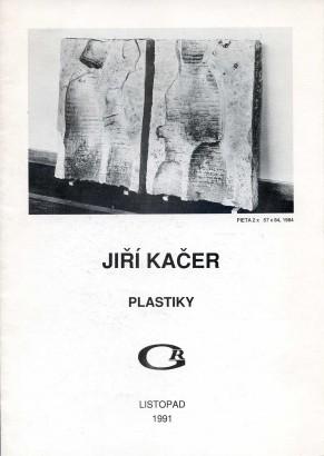 Jiří Kačer: Plastiky