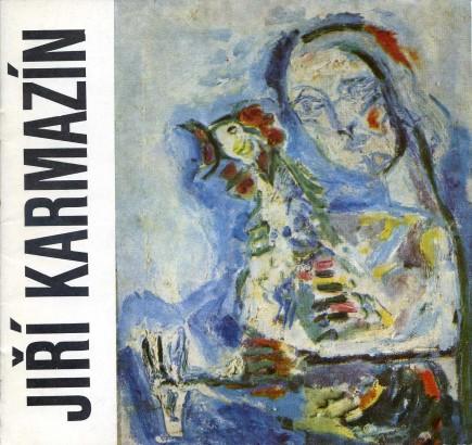 Jiří Karmazín: Obrazy, kresby, keramika