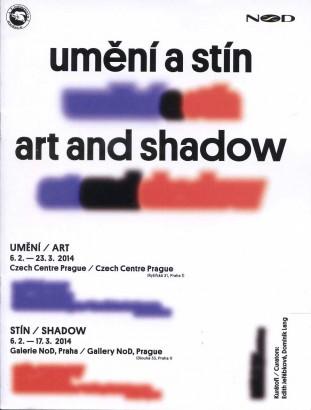Umění a stín / Art and Shadow