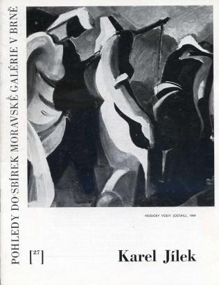 Karel Jílek: Obrazy, kresby a grafika