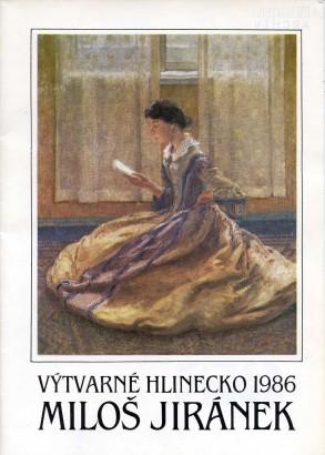 Výtvarné Hlinecko 1986: Miloš Jiránek
