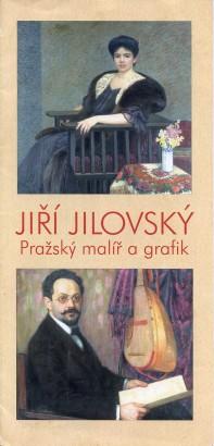 Jiří Jilovský: Pražský malíř a grafik