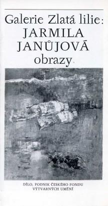 Jarmila Janůjová: Obrazy