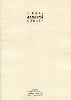 Ludmila Jandová: Obrazy