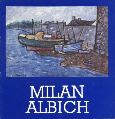 Milan Albich: Obrazy, kresby, knižní grafika