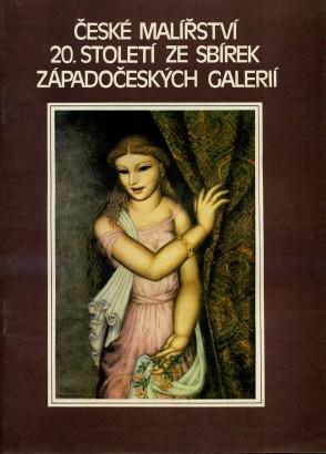 České malířství 20. století ze sbírek západočeských galerií