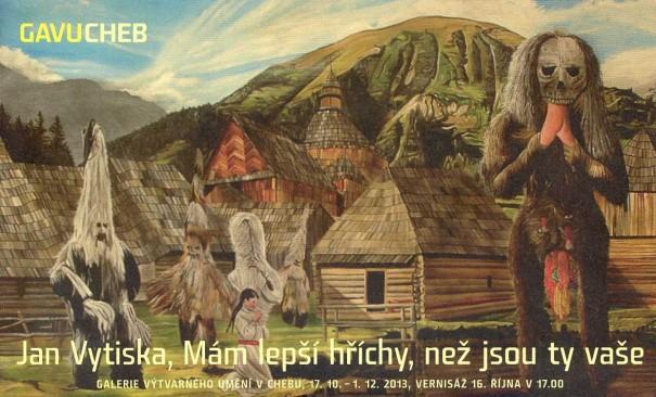Jan Vytiska: Mám lepší hříchy, než jsou ty vaše