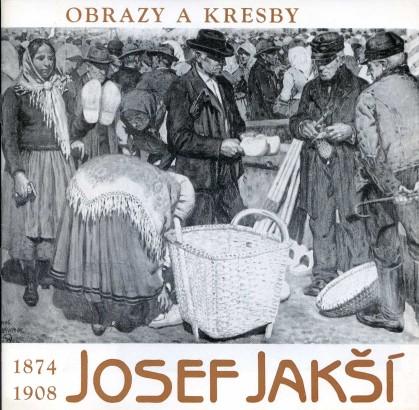 Josef Jakší: Obrazy a kresby