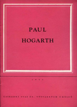 Paul Hogarth: Kresby z dnešního Řecka