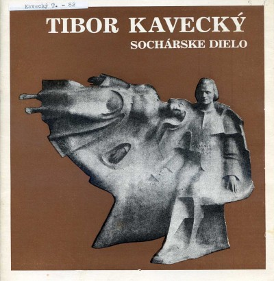 Tibor Kavecký: Sochárske dielo