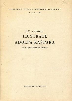 Ilustrace Adolfa Kašpara