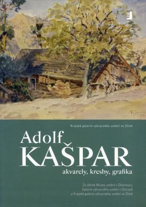 Adolf Kašpar: Akvarely, kresby, grafika