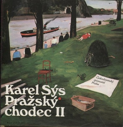 Sýs, Karel - Pražský chodec II