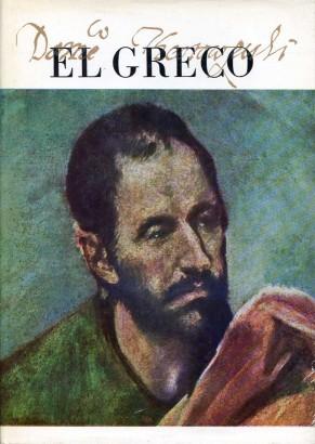 Vestdijk, Simon - Dominico Theodocopuli El Greco